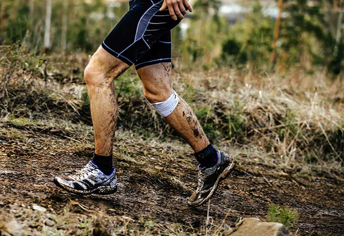 Fast sportstape til løb